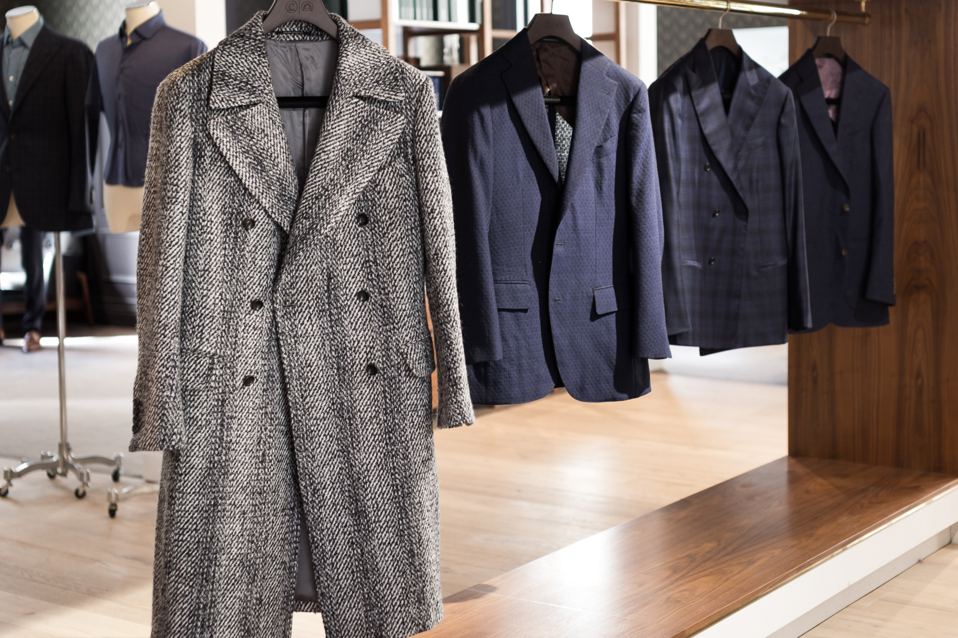 Food for Thought: The Future of Sartorialism.